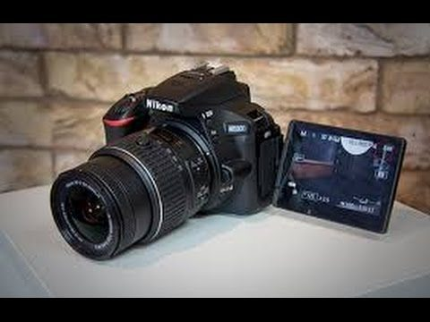 Full In-Depth review of the Nikon D5500 DSLR Camera
