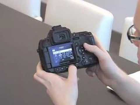 Olympus E3 Digital SLR review by What Digital Camera